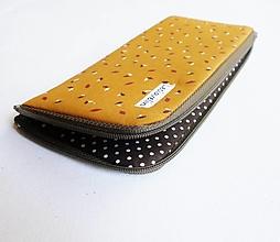 Na mobil - Obal na mobil - Mini listočky - 13826362_