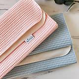 Textil - Prebaľovacia podložka - 13826092_