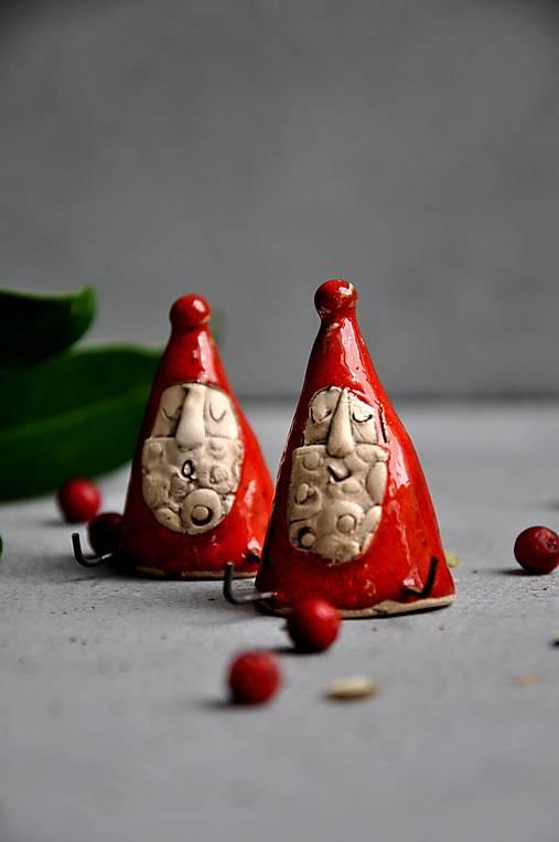 Mikuláš mini S vianočná ozdoba