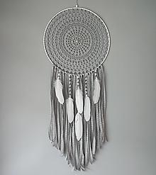 Dekorácie - Lapač snov 40 x 100 cm - 13827068_