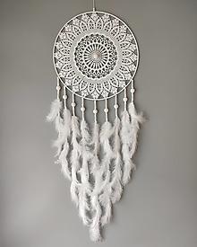 Dekorácie - Lapač snov 40 x 115 cm - 13827121_