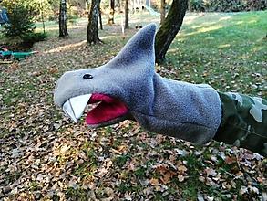 Hračky - Žralok - 13831056_