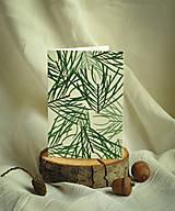 Papiernictvo - Vianočná pohľadnica - 13834380_