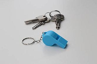 Kľúčenky - Kľúčenka - píšťalka - 13830128_