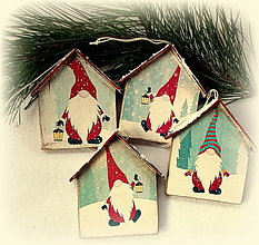 Dekorácie - Vianočná ozdoba - 13832818_
