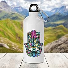 Nádoby - HAMSA turistická fľaša - 13834727_