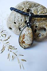 """Náhrdelníky - Cínový šperk """"Jesenná nálada"""" - 13840143_"""