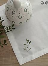 Úžitkový textil - Prestieranie, vetvička - 13840455_