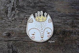 Detské doplnky - Roztomilá mačka z malého trhu - 13843028_