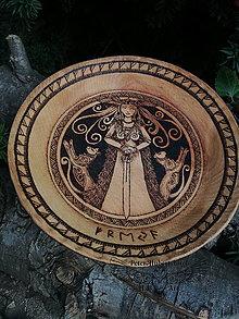 Nádoby - Freya tanier - 13843110_
