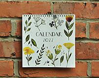 Papiernictvo - Kalendár 2022 - 13841849_