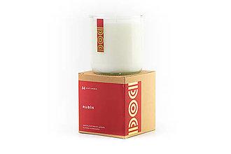 Svietidlá a sviečky - RUBÍN 200 g - 13841017_