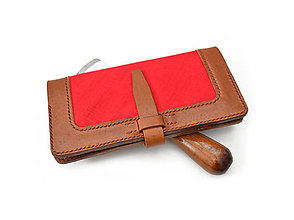 Peňaženky - Dámska peňaženka - 13842065_