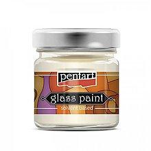 Farby-laky - Farba na sklo, nevypaľovacia, 30 ml - 13846543_