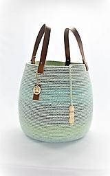 Veľké tašky - Velký košík nebo kabelka 1149 - 13845877_