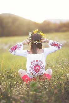 Batohy - kožený batoh Srdce z čepca - 13846135_