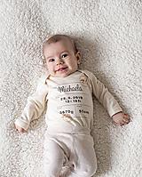 Detské oblečenie - Personalizované detské body - 13845924_
