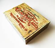 Krabičky - Šperkovnica - 13852787_