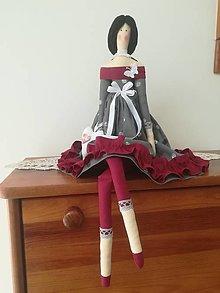 Bábiky - Dekoračná bábika Tilda - 13851143_