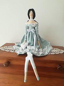Bábiky - Dekoračná bábika Tilda - 13851203_