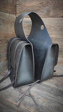 Iné tašky - Turistické brašne za sedlo - 13854114_