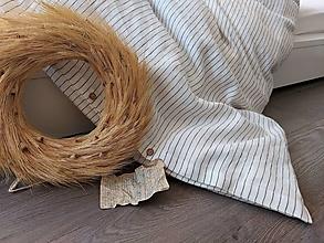 Úžitkový textil - Vidiecke obliečky Vintage - 13851123_