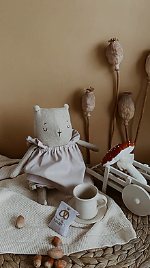 """Hračky - Little Bear """"Alice"""" - 13850783_"""
