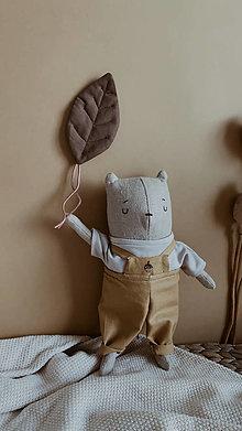 "Hračky - Little Bear ""William"" - 13851062_"