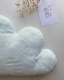 "Textil - Oblak/ Mantinel ""Mint"" - 13853788_"