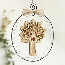 Dekorácie - jesenný strom - 13854739_