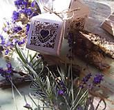 Dekorácie - Voňavé kvetinky - levanduľa - 13858642_
