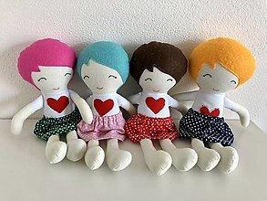 Hračky - Moja prvá bábika - 13855560_
