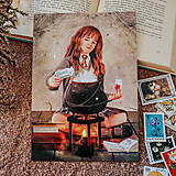 Grafika - Hermiona | print (A5) - 13861324_
