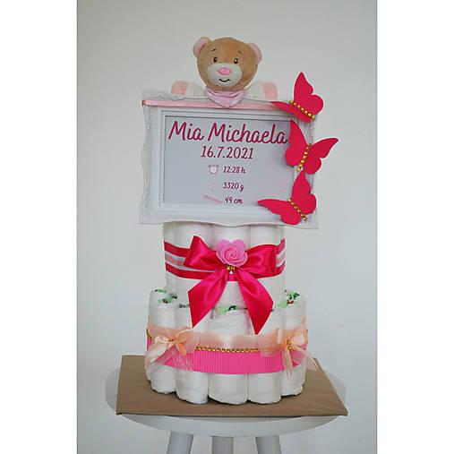 Plienková torta MACKO