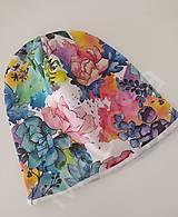 Detské čiapky - Čiapka - !!!posledný kus!!! - 13863835_