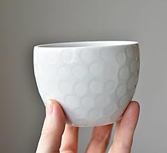 Nádoby - Porcelánové hrnky Indogene (2ks) - 13865561_