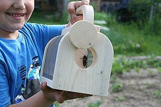Hračky - Prírodovedné hračky - skúmame rastlinky a hmyz - 13864177_
