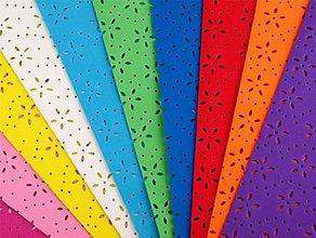 Galantéria - penová guma moosgummi 20x30cm - 13865992_