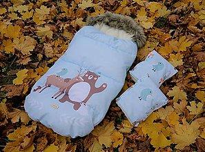 Textil - Fusak Medveď - 13863406_