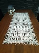 Úžitkový textil - Veľká biela kráska - 13870800_