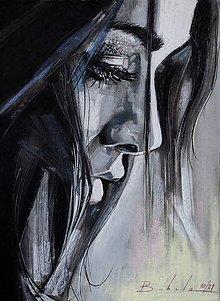 Kresby - portrety - 13874359_