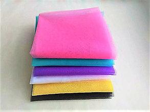 Textil - Zbytky tylu (4,15 m) - 13872529_