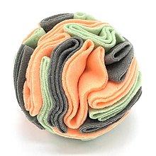 Pre zvieratá - Snuffle ball Ø16cm (MAXI) - 13872148_