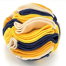 Pre zvieratá - Snuffle ball Ø16cm (MAXI) - 13872181_