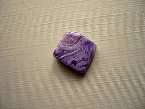 Minerály - Troml. - čaroit 13 mm, č.8 - 13872508_