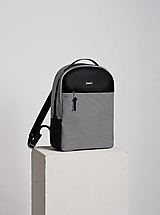 Batohy - Backpack Leather S&P - 13875584_