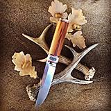 Nože - Poľovnícky nôž severského typu - 13883290_